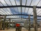 ניקוי חול וצביעת קונצ' למפעל NESTEC מעלות
